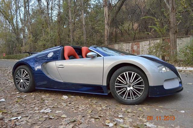 Don't Your Kids Deserve a $50k Pint-Size Bugatti Veyron for