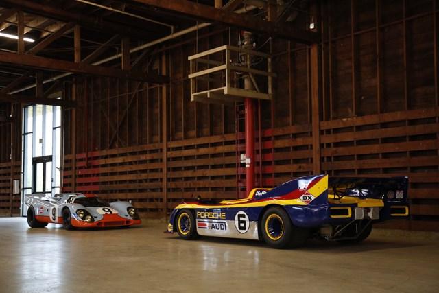 Porsche Gallery Exhibit