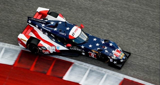 The iconic DeltaWing is up for sale.