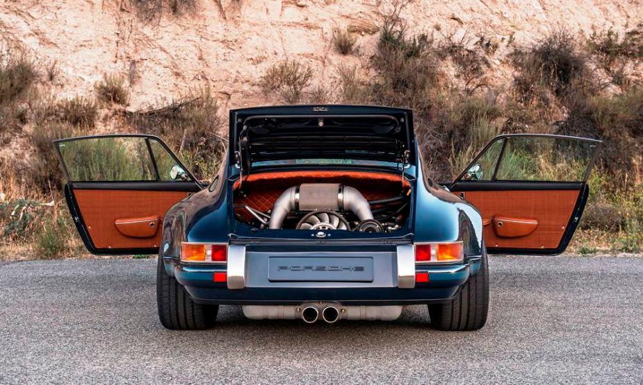 """TeamsSpeed - Porsche 911 Reimagined by Singer """"Indiana"""""""