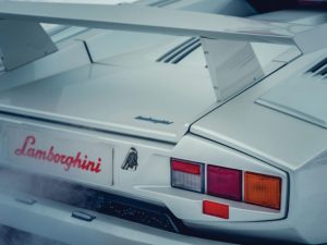 TeamSpeed.com - Lamborghini Countach 25th Anniversary Edition