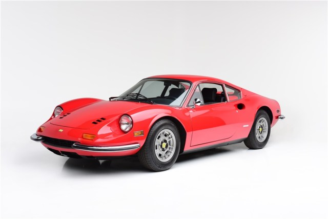 Dino 246 GT Front