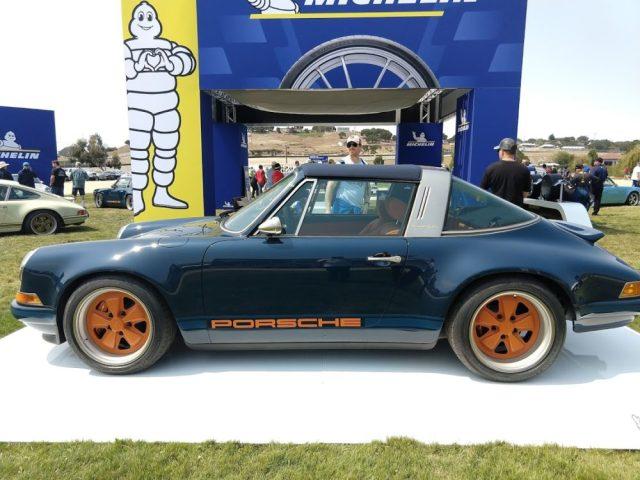 Team Speed - Porsches at Monterey Car Week