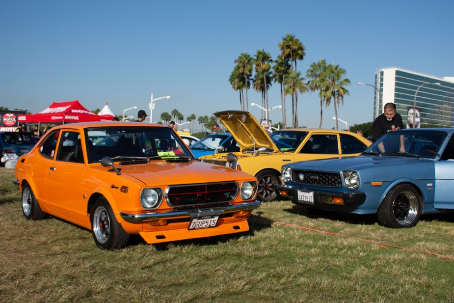 Rare And Eclectic Treasures At The Japanese Classic Car Show - Japanese classic car show
