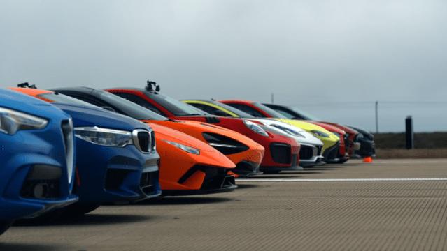 worlds greatest drag race