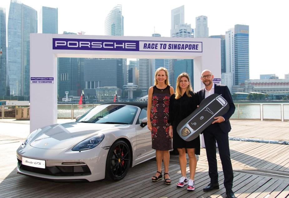Race to Singapore