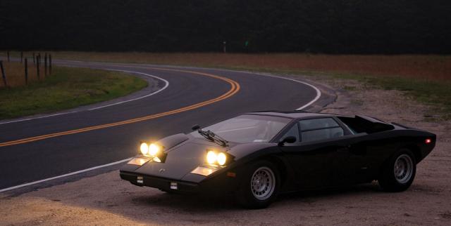 1976 Lamborghini Countach LP400 Periscopio