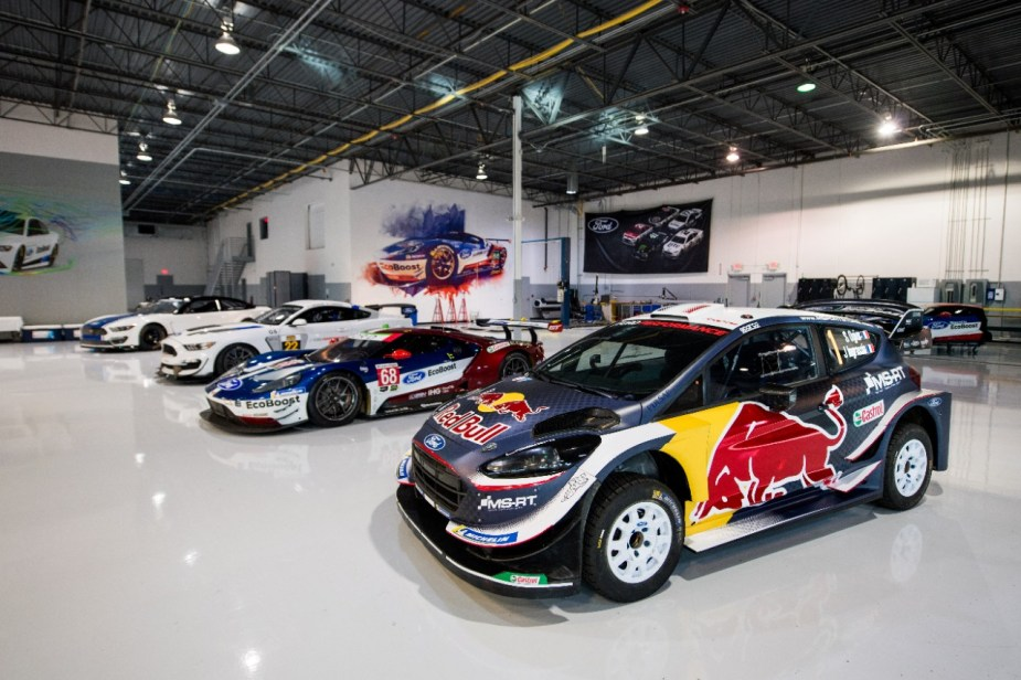 Global Ford Performance Vehicles
