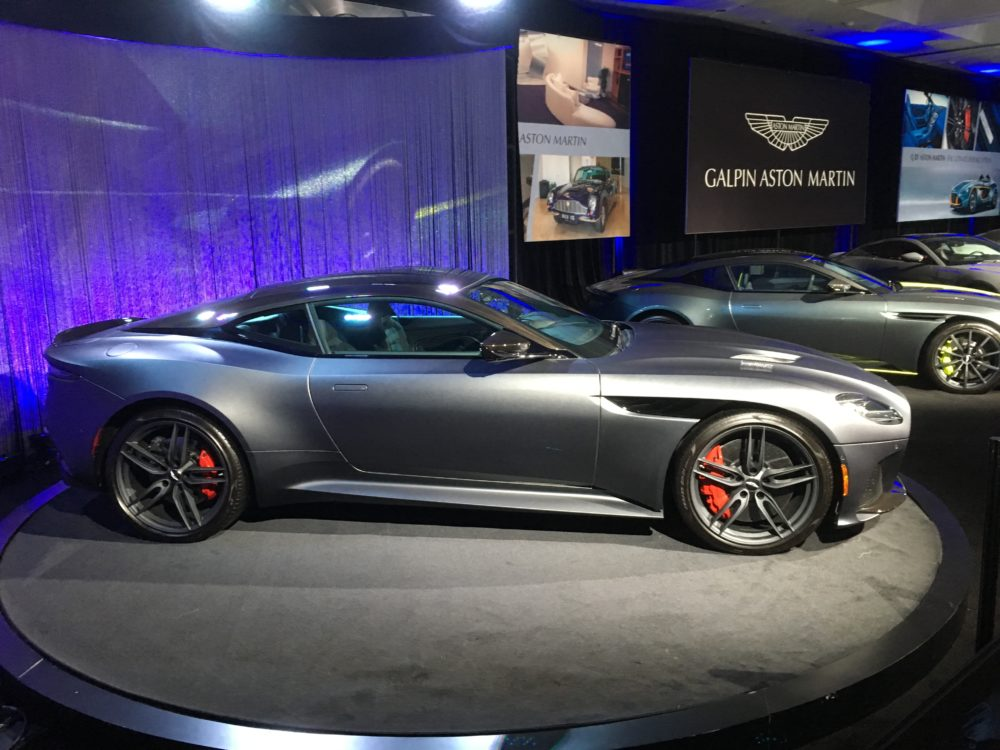 2019 Aston Martin Dbs Superleggera Monster Power Premium Luxury