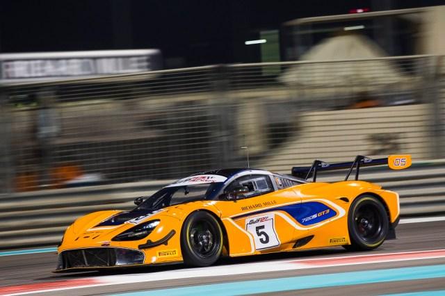 McLaren 720S GT3 - Gulf 12 Hr 2018-2