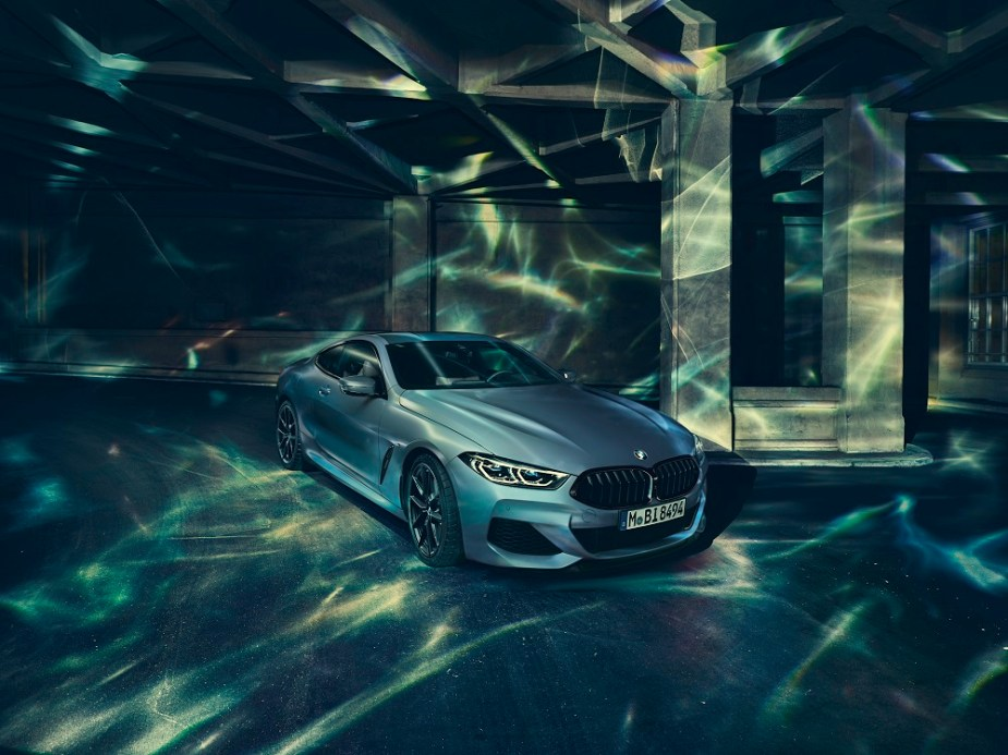 TEAM SPEED: BMW M850i xDrive Coupé First Edition