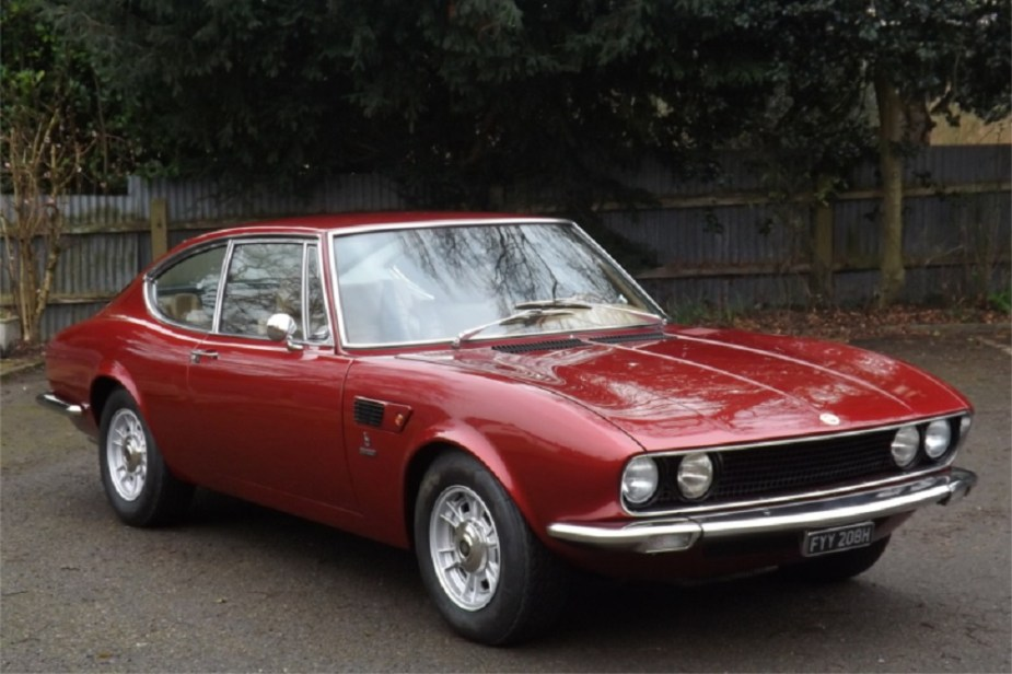 Fiat Dino 2.4 Coupe