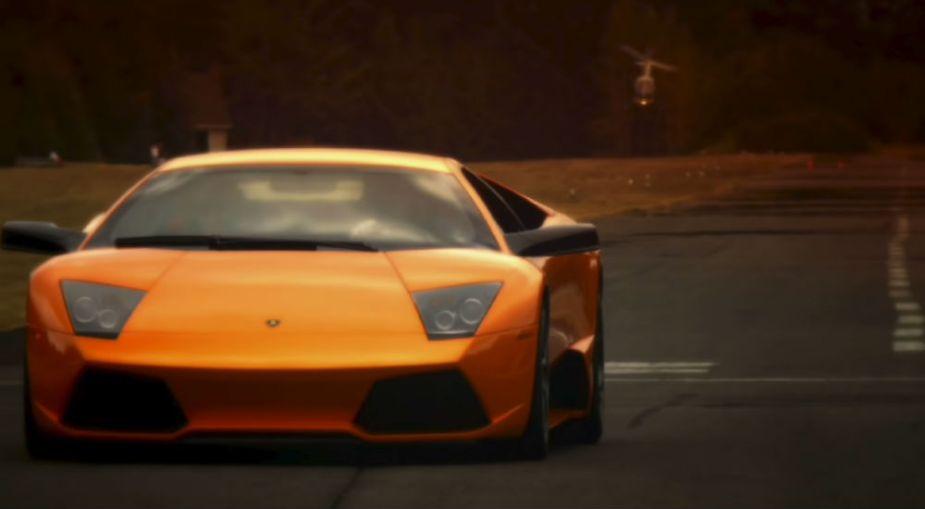 Sir Mix-A-Lot - Carz - Lamborghini Murcielago