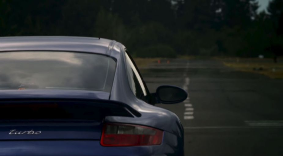 Sir Mix-A-Lot - Carz - Porsche 911 Turbo