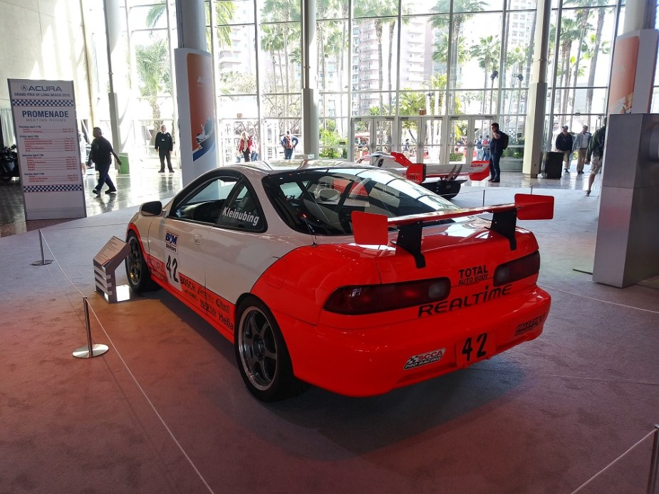 RealTime Racing Acura Integra Type R