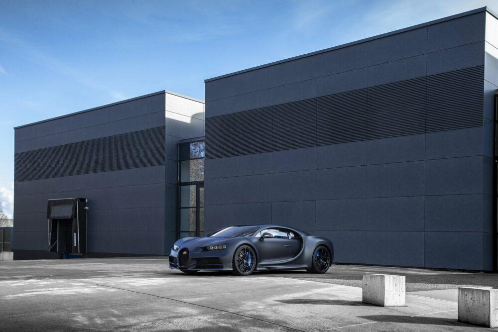 Bugatti Chiron Sport 110 ans, Koenigsegg Jesko Coming to New York