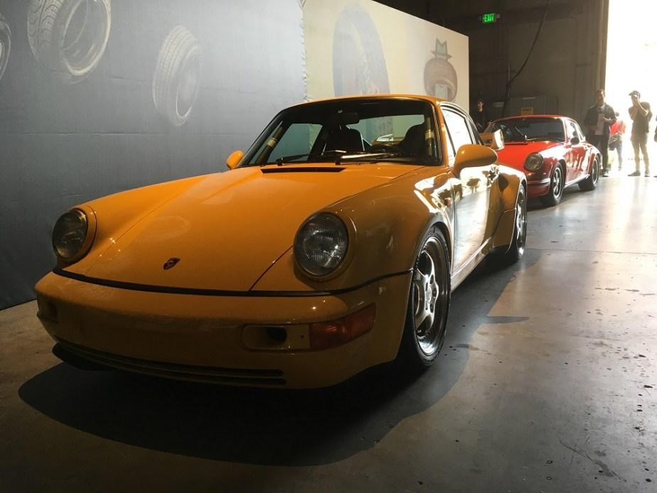 Luft 6 Porsche 911