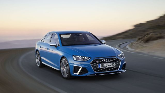 Audi A4 Facelift 1