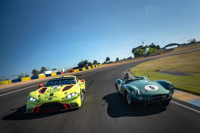Aston Martin Racing 2019 Le Mans Preview