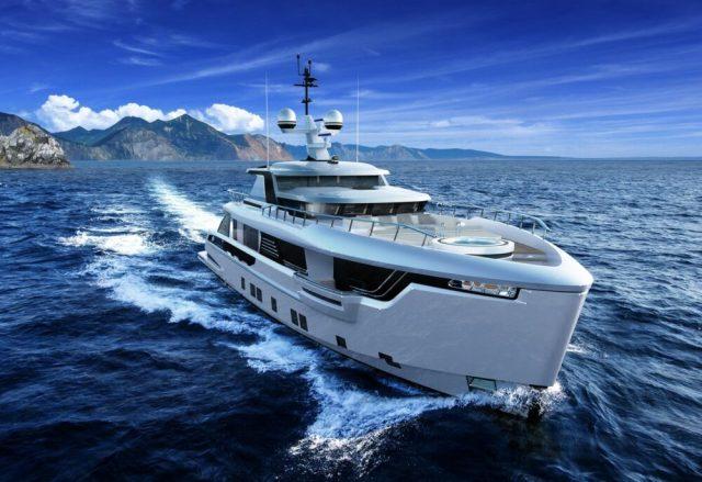 Dynamiq Global 330 Explorer Bentley Superyacht