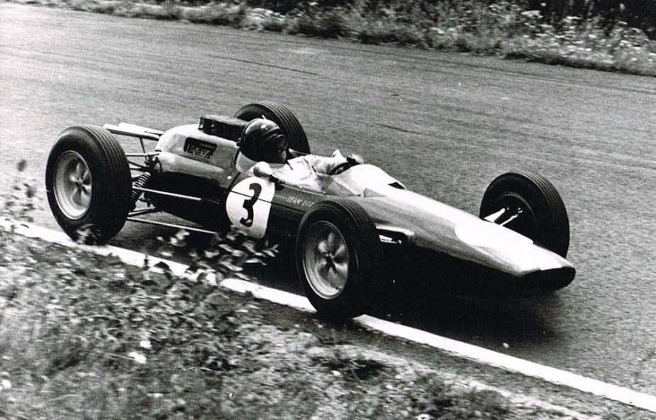 Lotus 25-Clark