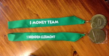 Printing on Medal Neck Ribbons