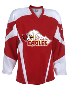 Hockey team uniforms