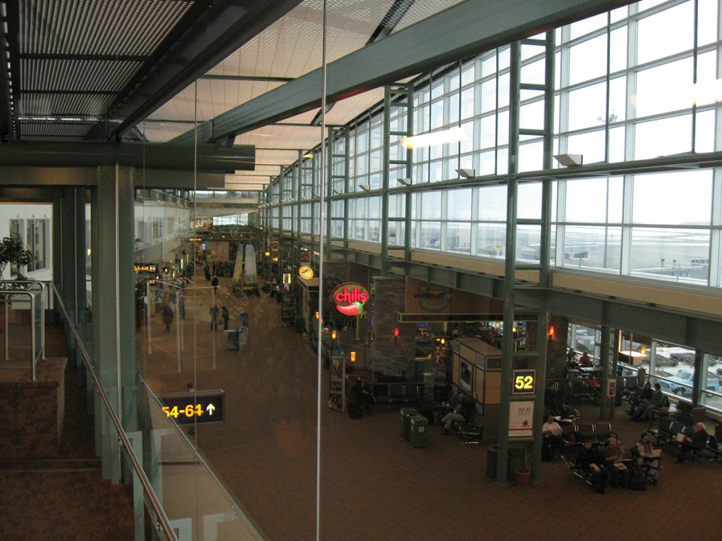 New Collective Agreement For Edmonton Airport Security