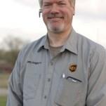 UPS Freight Steward Todd Anderson
