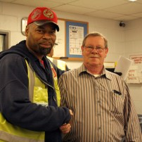 Jerome Jessup & Paul Hawkins at TLX