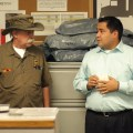 """Manager Roberto Caballero talks about Ralph's positive, """"get it done"""" attitude."""