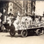 Teamsters Celebrate Women's History Month