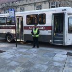 Local 727 Wins Election for 47 University of Chicago Shuttle Bus Drivers