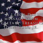 VIDEO: A Labor Day Message from John Coli, Jr.