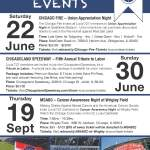 Special Summer Events for Union Members