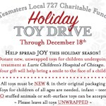 Bring a Toy, Spread Joy!