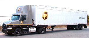 UPSfreightTRUCK