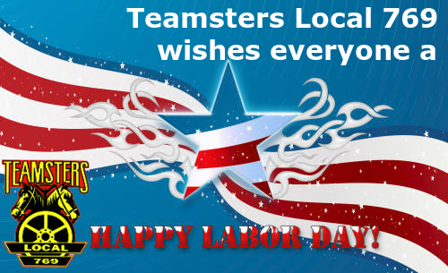 Teamsters Local 769 » Unity, Pride and Strength » Page 21