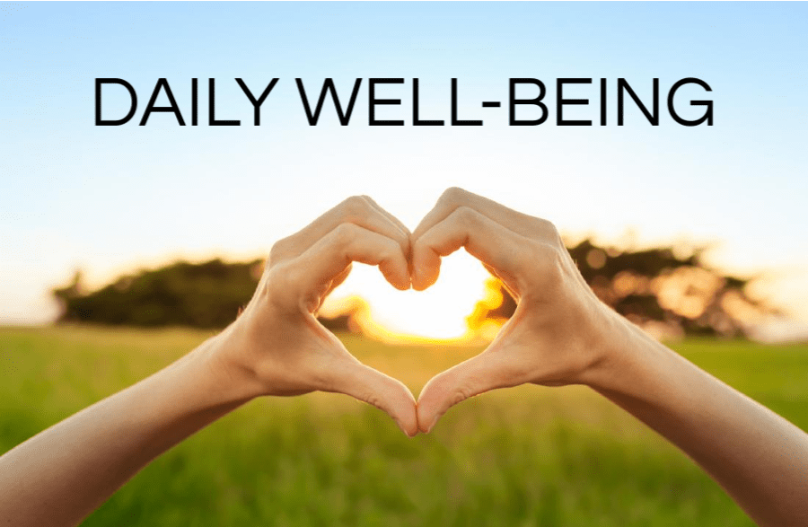 daily well-being
