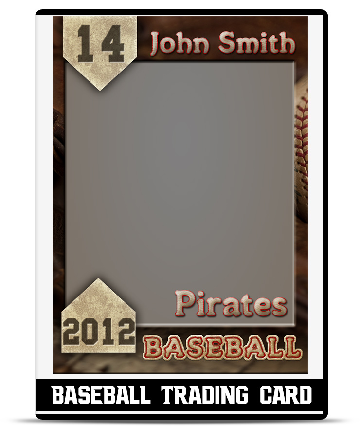 best photos of trading card templates trading card template. 7 ...