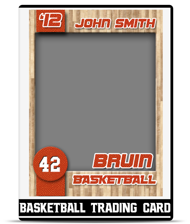 Baseball Trading Card Template. baseball cards card templates and ...