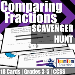 Practice and review fraction in a fun an engaging way!