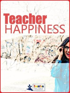 Three keys to help teacher happiness.