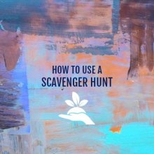 How to Use a Scavenger Hunt to Engage Students