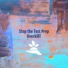 Stop the Test Prep Overkill - Do this instead!