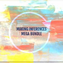 Making Inferences Task Cards for 3rd-5th Grades