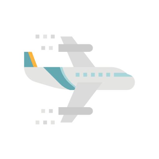 Airplane portraying traveling. Traveling is a large part of the additional services for recruiting and crew management.