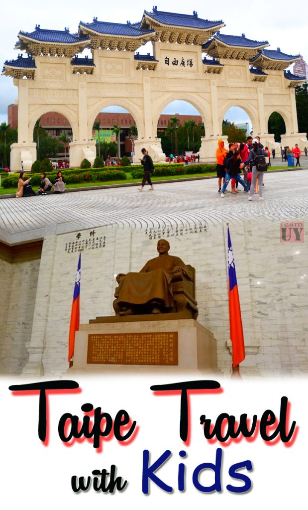 TEAM UY TRAVELS TO TAIWAN