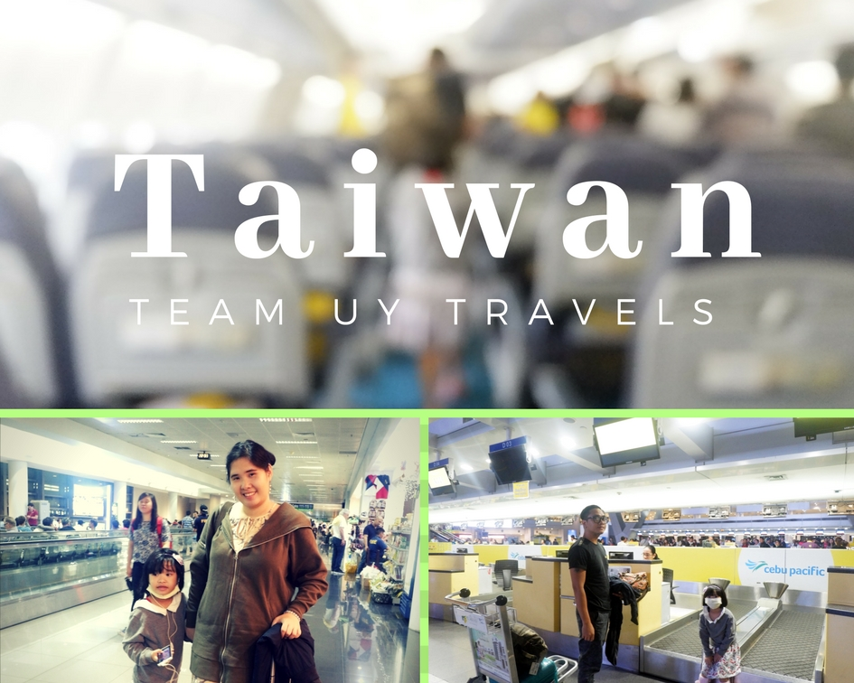 5 DAY COMPLETE ITINERARY IN TAIWAN