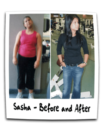 Sasha - General Fitness - Before and After - Personal Trainer Howard County MD